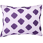 Purple Bazaar Sham