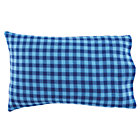 Indie Plaid Flannel Pillowcase