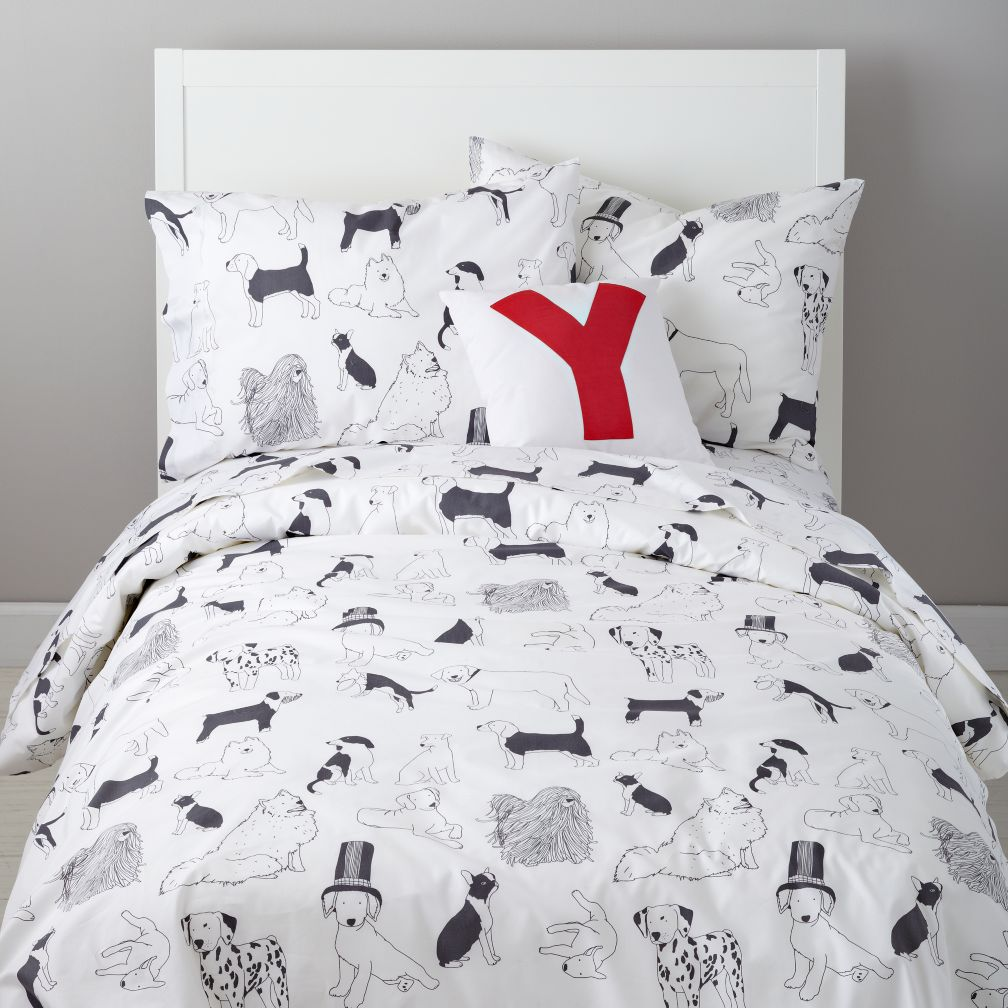 Bed's Best Friend Duvet Cover