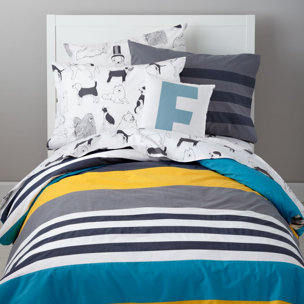 Wide Lined Bedding