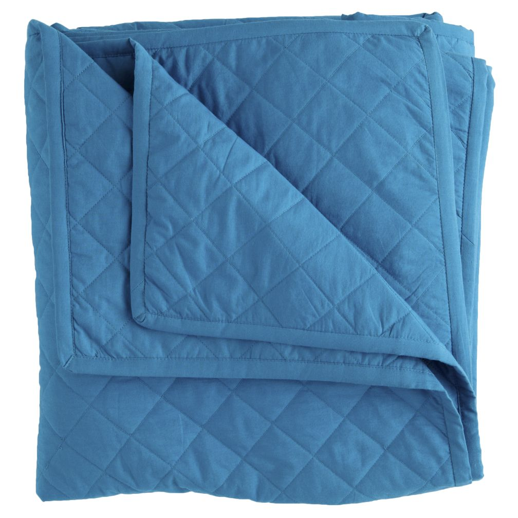 Moving Blanket &amp; Sham (Blue)