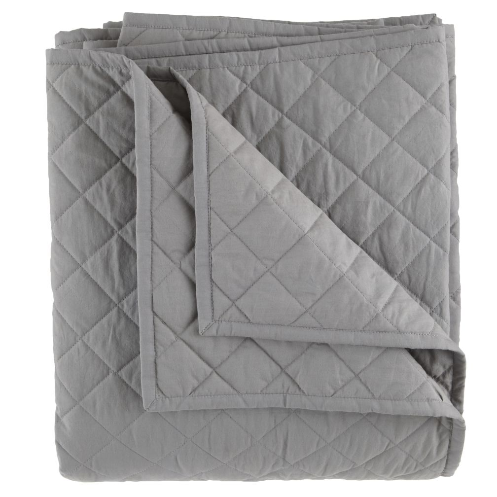 Moving Blanket &amp; Sham (Grey)