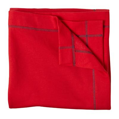 Standard Issue Sweatshirt Blanket Red The Land Of Nod