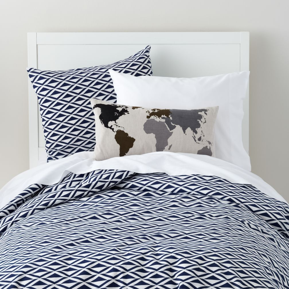 Faculty Mixer Graphic Duvet Cover