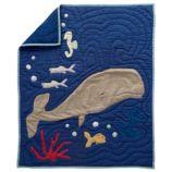 Aquatic Baby Quilt