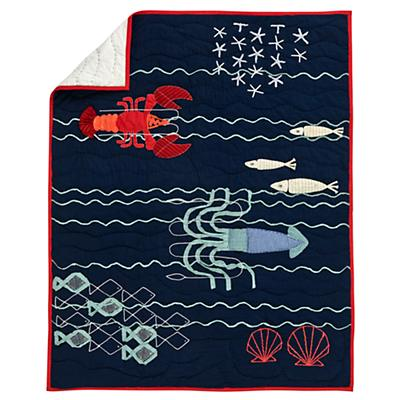 Catch of the Day Baby Quilt