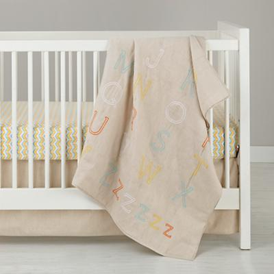 Elemenopee Crib Bedding