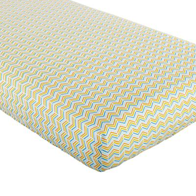 Elemenopee Fitted Crib Sheet