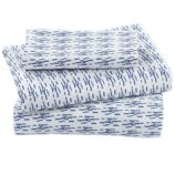 Fine Prints Toddler Sheet Set (Blue Fish)