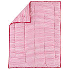 Pink Hearts Crib Quilt