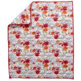 Floral Pop Baby Quilt