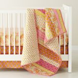 Handpicked Patchwork Crib Bedding