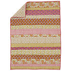 Handpicked Patchwork Crib Quilt