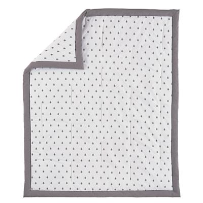 Iconic Baby Quilt (Drops)