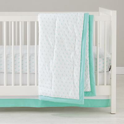 Iconic Crib Sheet (Moon)