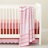 In the Mix Crib Bedding (Pink)