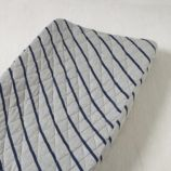 Little Prints Changing Pad Cover (Blue Stripe)