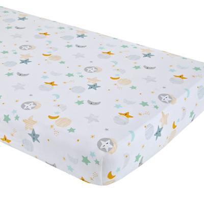 Lullaby Crib Fitted Sheet