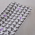 Purple/Grey Unicorn Changing Pad Cover