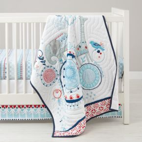 Painted Parade Baby Bedding