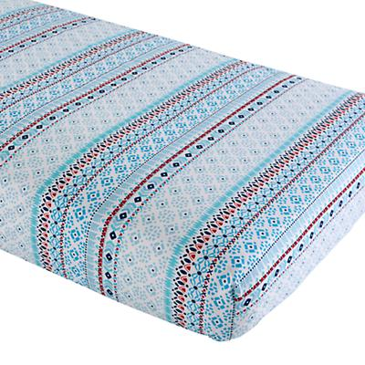 Painted Parade Crib Fitted Sheet