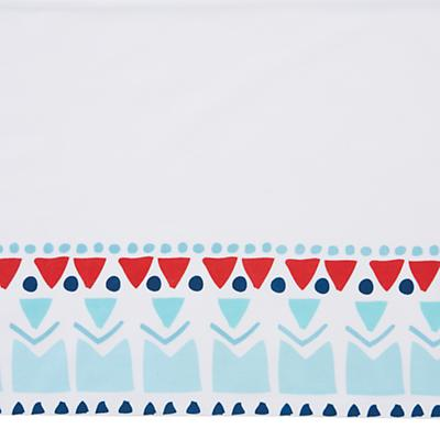 Painted Parade Crib Skirt