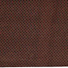Brown Pick Stitch O&amp;#39;s Crib Skirt