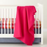 Pick Your Plaid Crib Bedding (Pink)