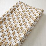 Savanna Changing Pad Cover (Monkey)