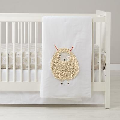 Sheepish Baby Bedding