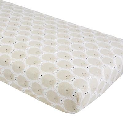 Sheepish Crib Fitted Sheet
