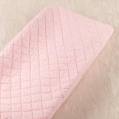 Sleep Tight Changer Pad Cover (Pink Star)