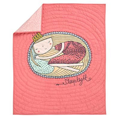 Sleep Tight Baby Quilt