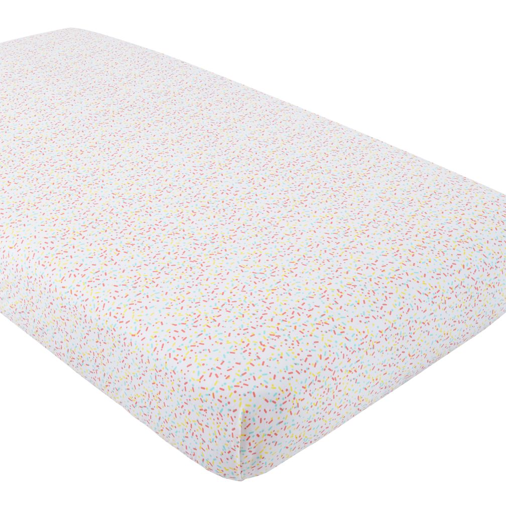 Sundae Best Crib Fitted Sheet