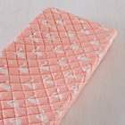 Pink Swan Soiree Changing Pad Cover