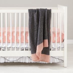 Swan Soiree Baby Bedding