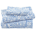Transit Authority Toddler Sheet Set(includes 1 fitted sheet, 1 flat sheet and 1 case)