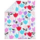 Tulip Festival Baby Quilt
