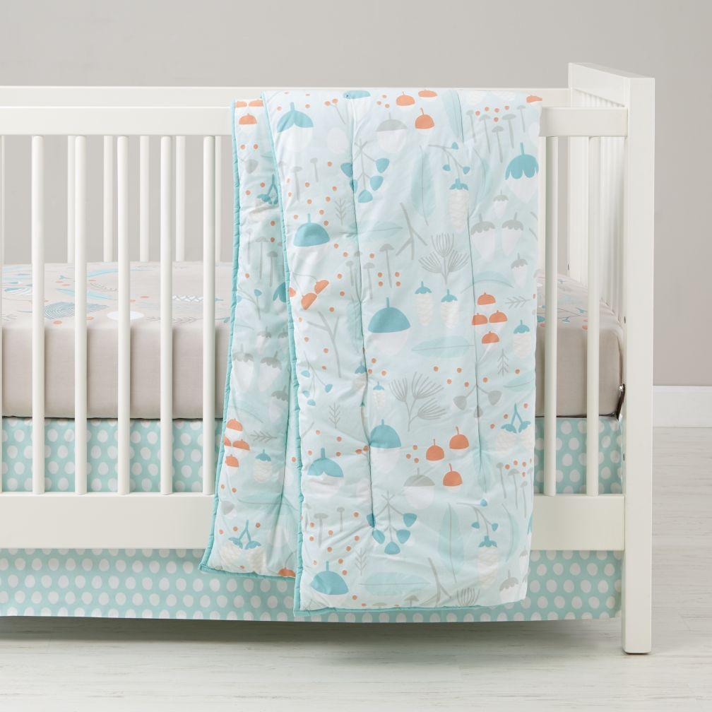 Crib Bedding Amp Crib Bedding Sets The Land Of Nod