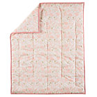 Pink Well Nested Baby Quilt