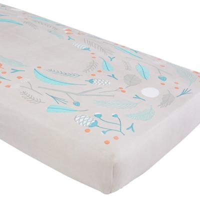 Well Nested Crib Fitted Sheet