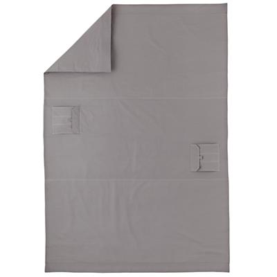 Grey Cargo Duvet Cover (Twin)