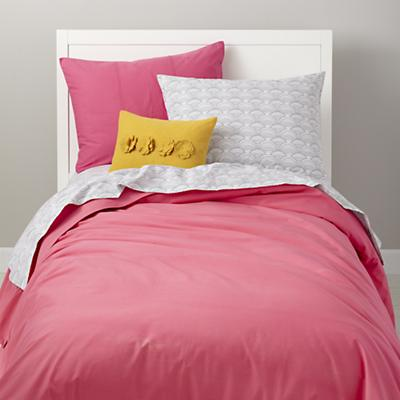 Full-Queen Cargo Duvet Cover (Pink)