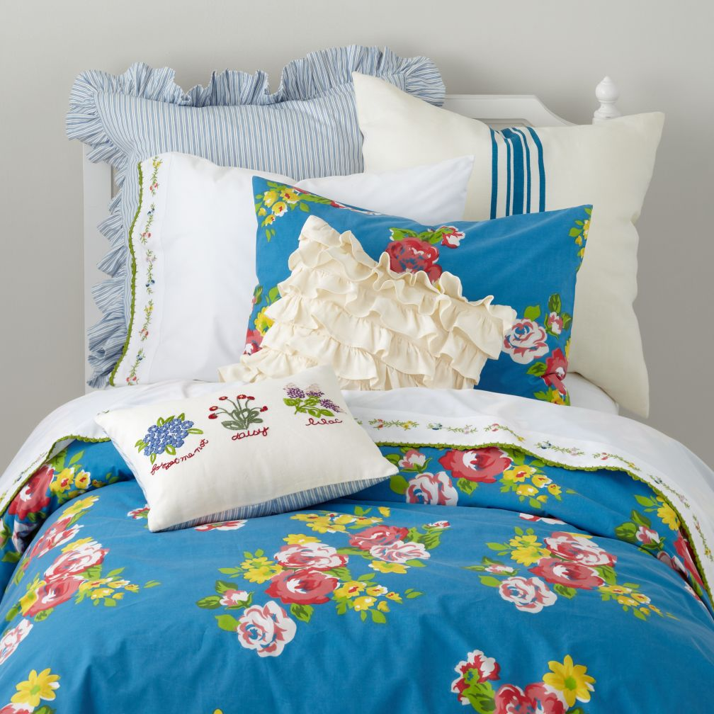 Petit Chteau Duvet Cover