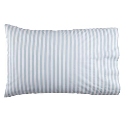Blue Stripe Pillowcase