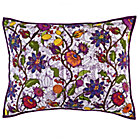 Nod Floral Conservatory Sham