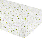 Moo Moo Fitted Crib Sheet