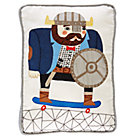 Viking Skateboard Pillow