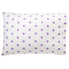Purple Polka Dot Case