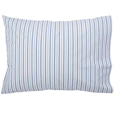 Breezy Stripe Dk. Blue Pillowcase